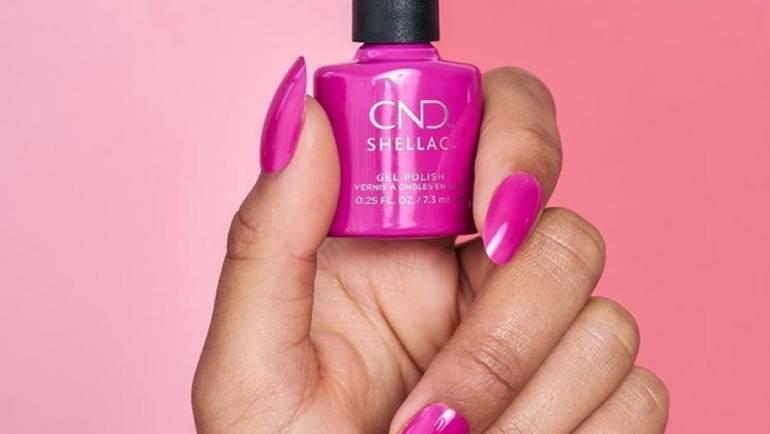 CND Shellac semipermanente para mantener el color de tus uñas este verano